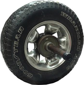 strongman axle wheels-Apollon-wheel-collar-adapter