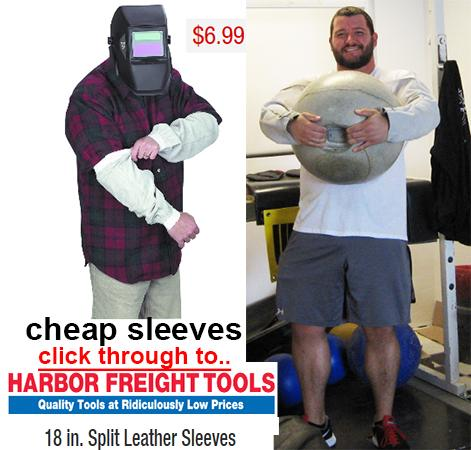 strongman sleeves cheap